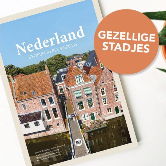 Nederland reisgids - Eropuit in elk seizoen